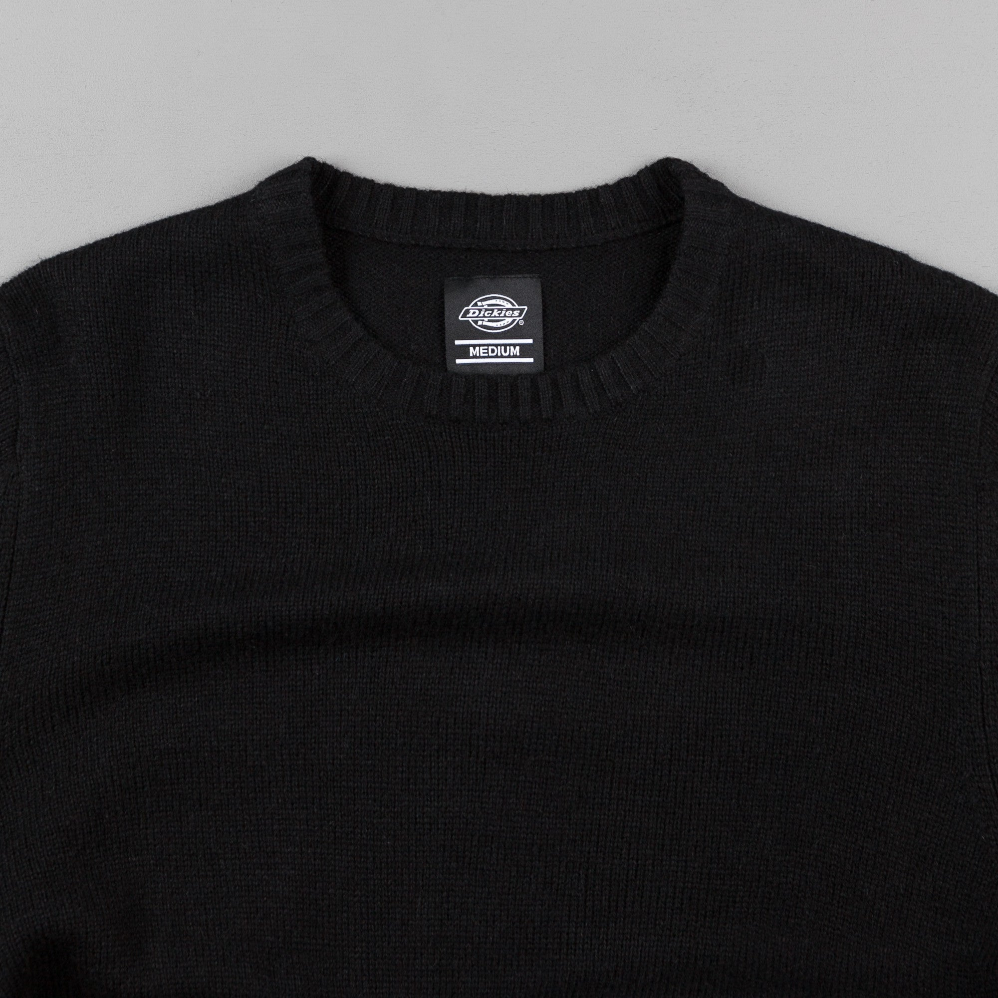 Dickies Shaftsburg Crewneck Sweatshirt - Black