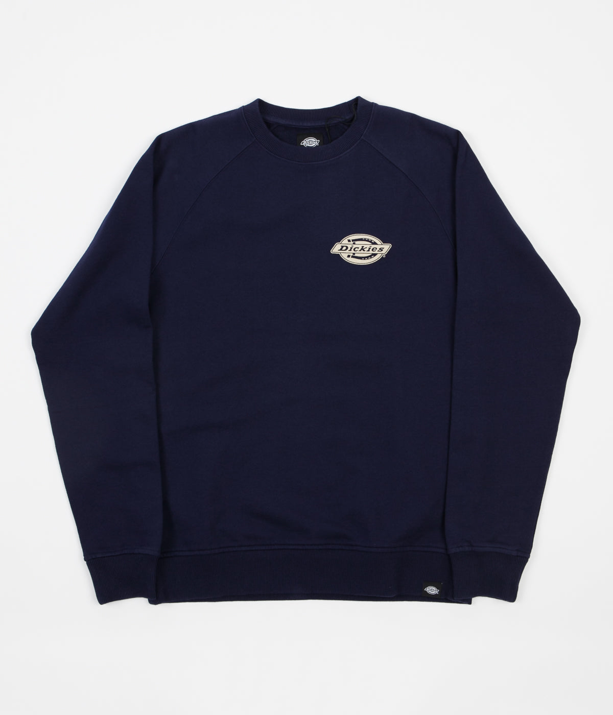 Dickies Briggsville Crewneck Sweatshirt - Evening Blue