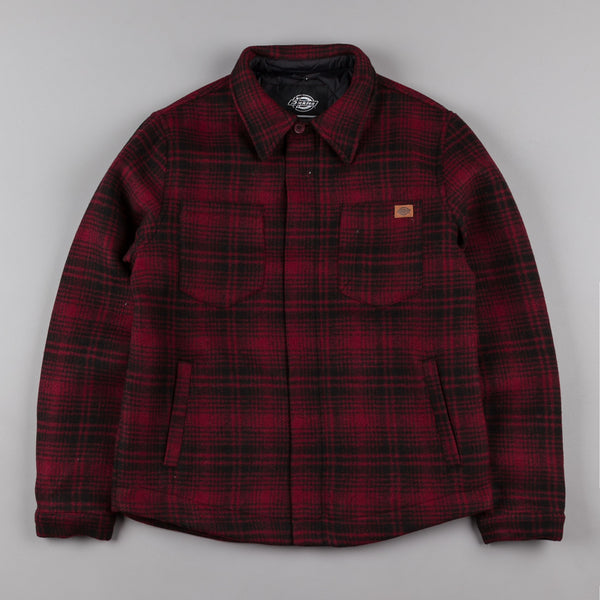 Dickies Charlestown Jacket - Red