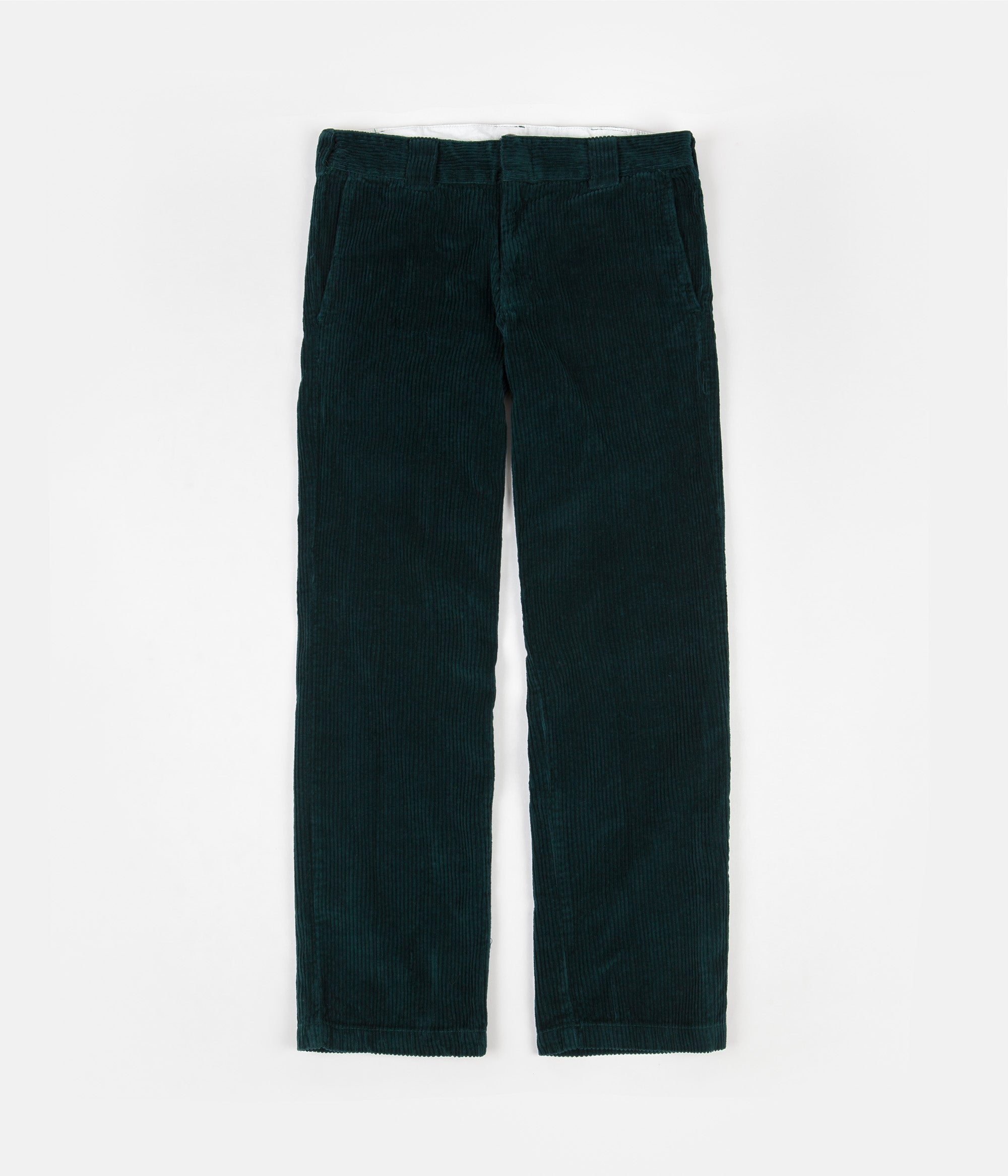 Dickies Cloverport Cord Work Trousers - Forest