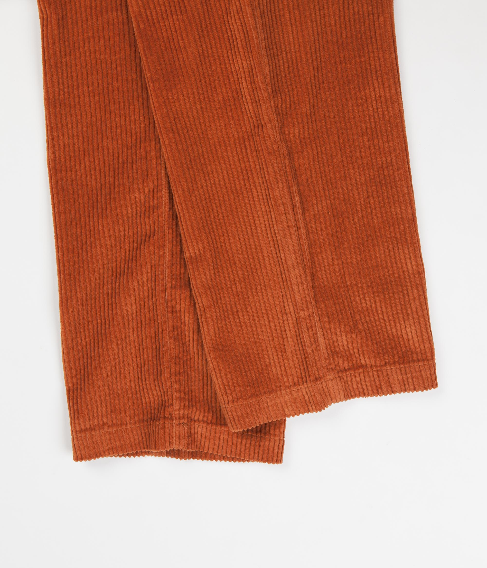 Dickies Cloverport Cord Work Trousers - Rust