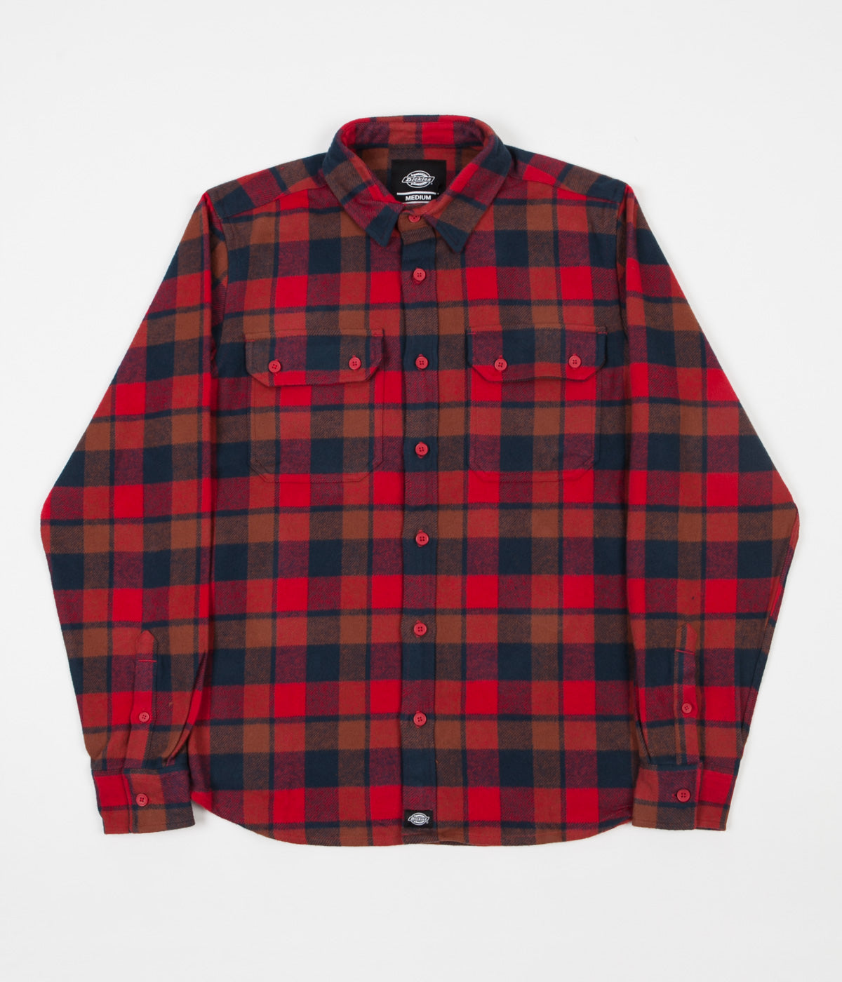 Dickies Cooperstown Shirt - Red