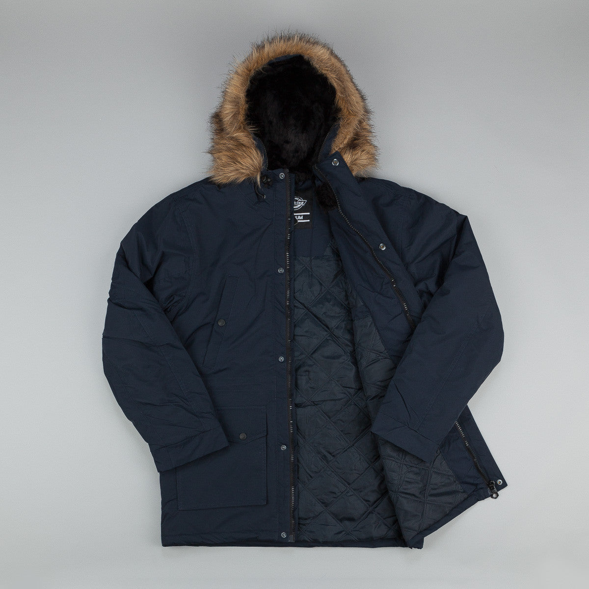 Dickies Curtis Jacket - Dark Navy