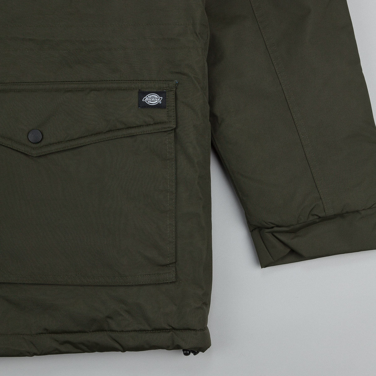 Dickies Curtis Jacket - Olive Green