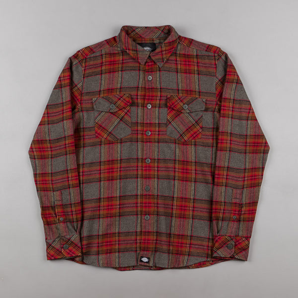 Dickies Wallace Shirt - Red