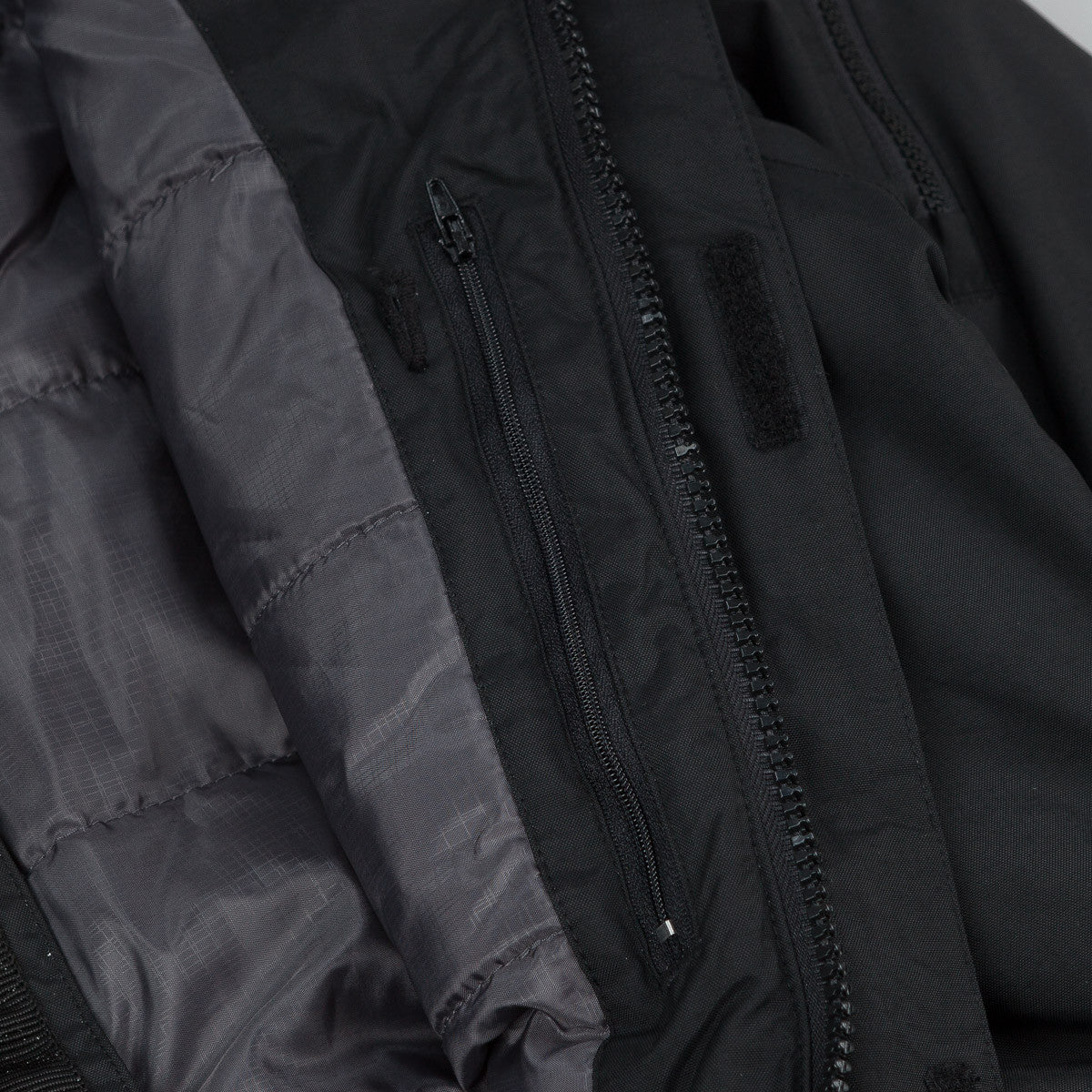 Dickies Glen Haven Parka Jacket - Black