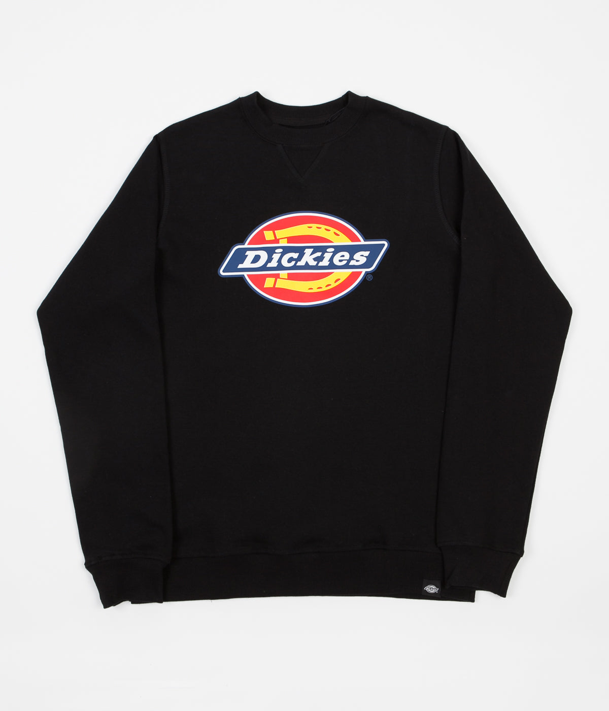 Dickies Harrison Crewneck Sweatshirt - Black