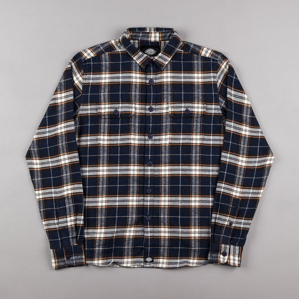 Dickies Holton Shirt - Dark Navy