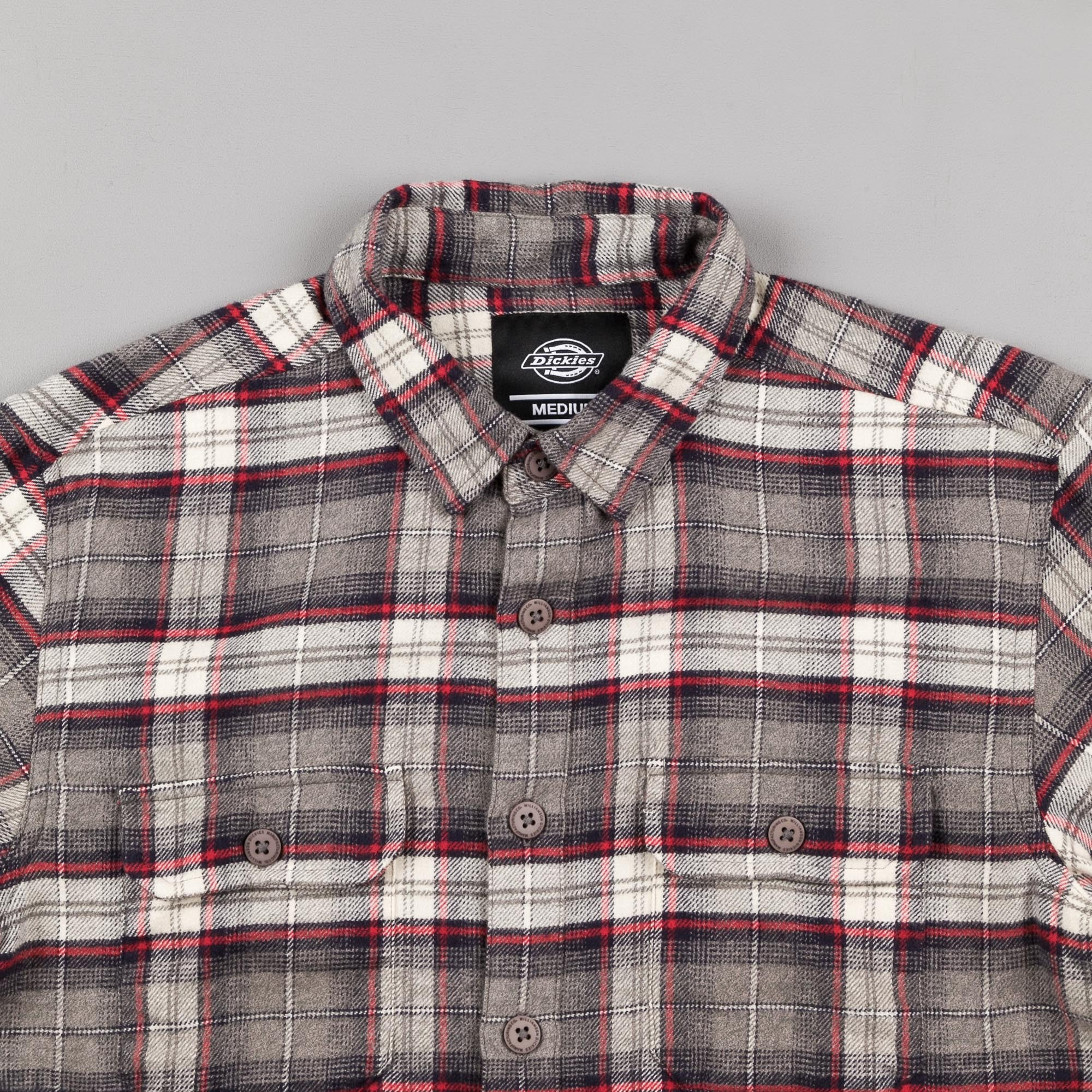 Dickies Holton Shirt - Grey