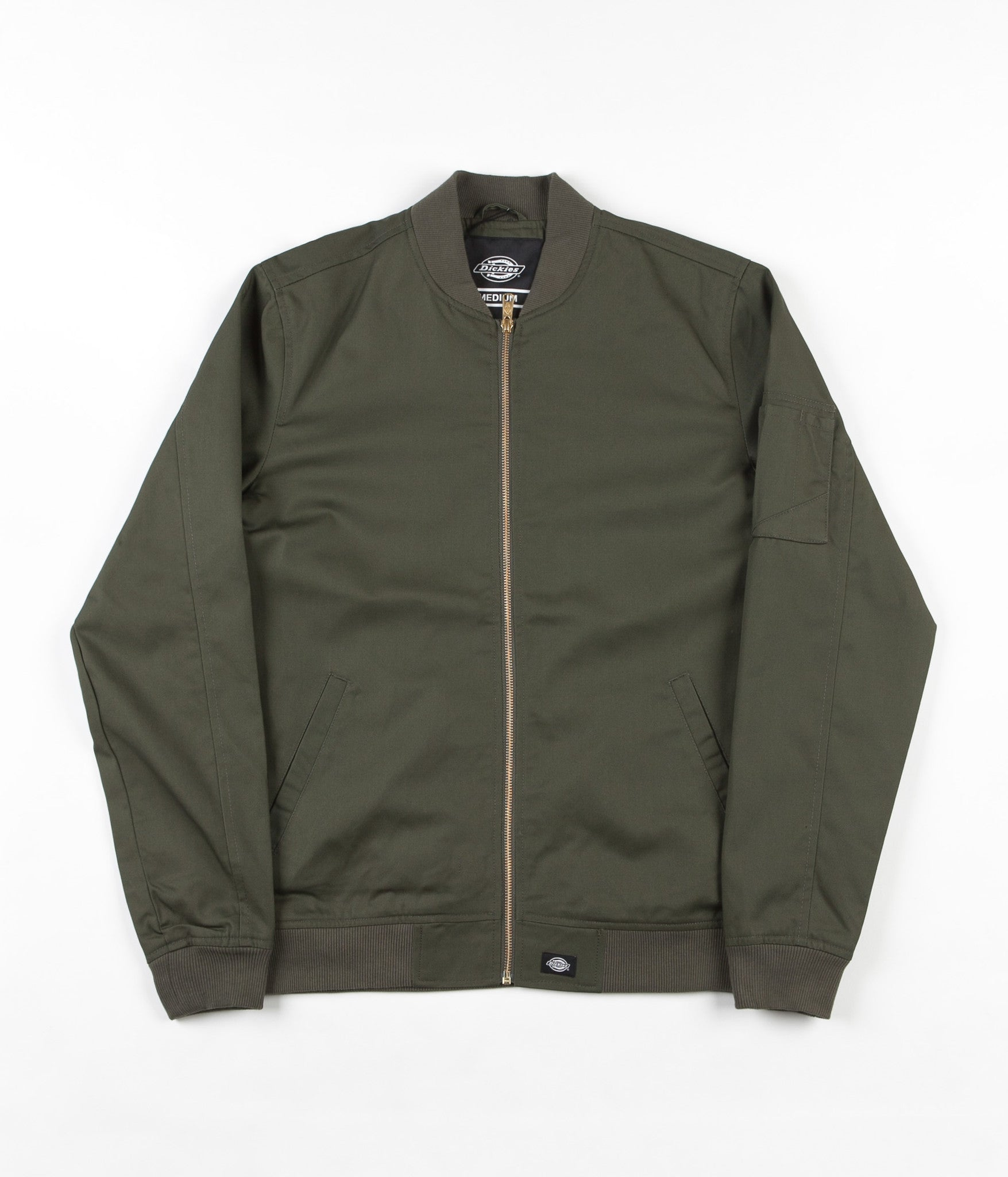 Dickies Hughson Jacket - Dark Olive