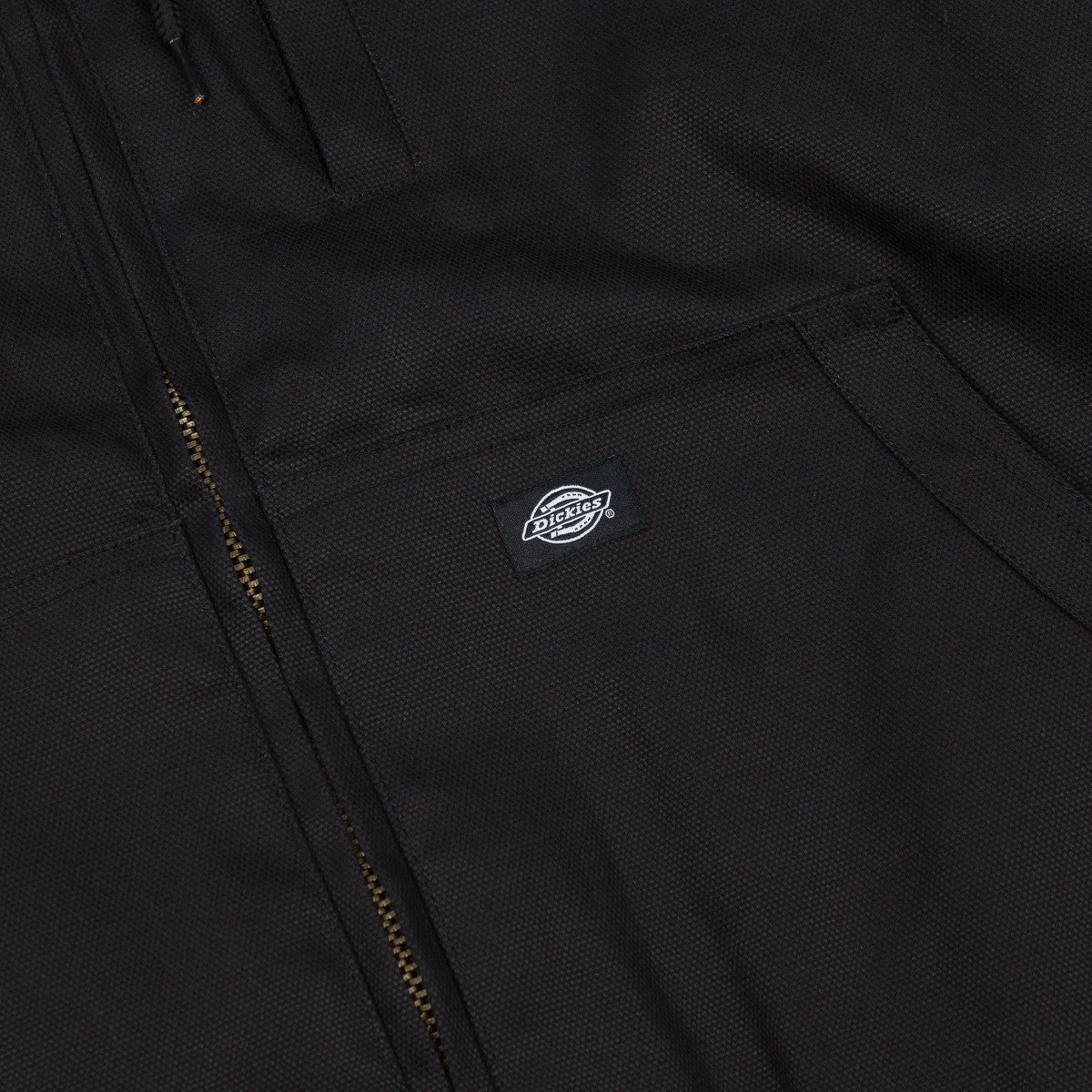 Dickies Jefferson Hooded Jacket - Black