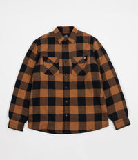 Dickies Lansdale Shirt - Brown Duck