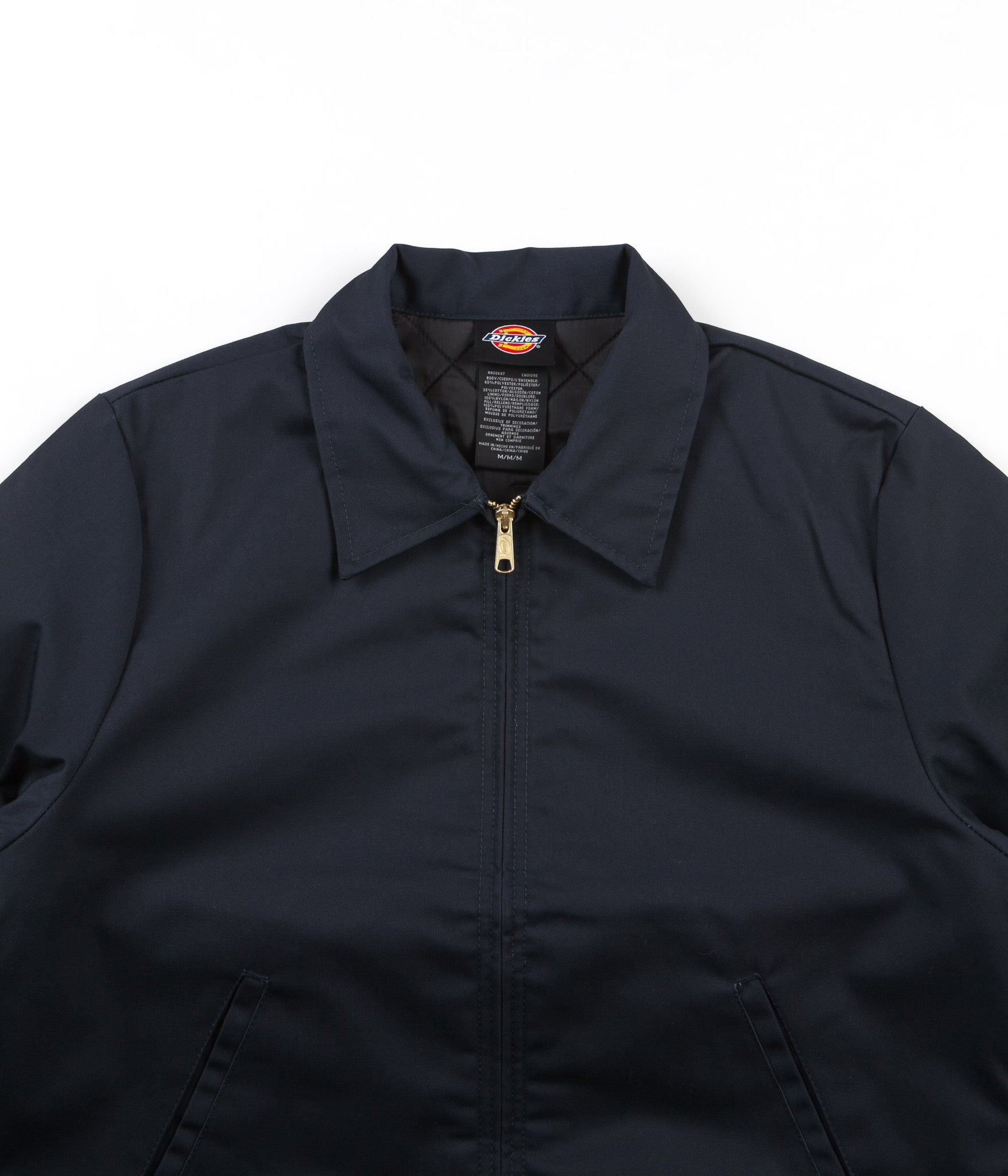 Dickies Lined Eisenhower Jacket - Dark Navy