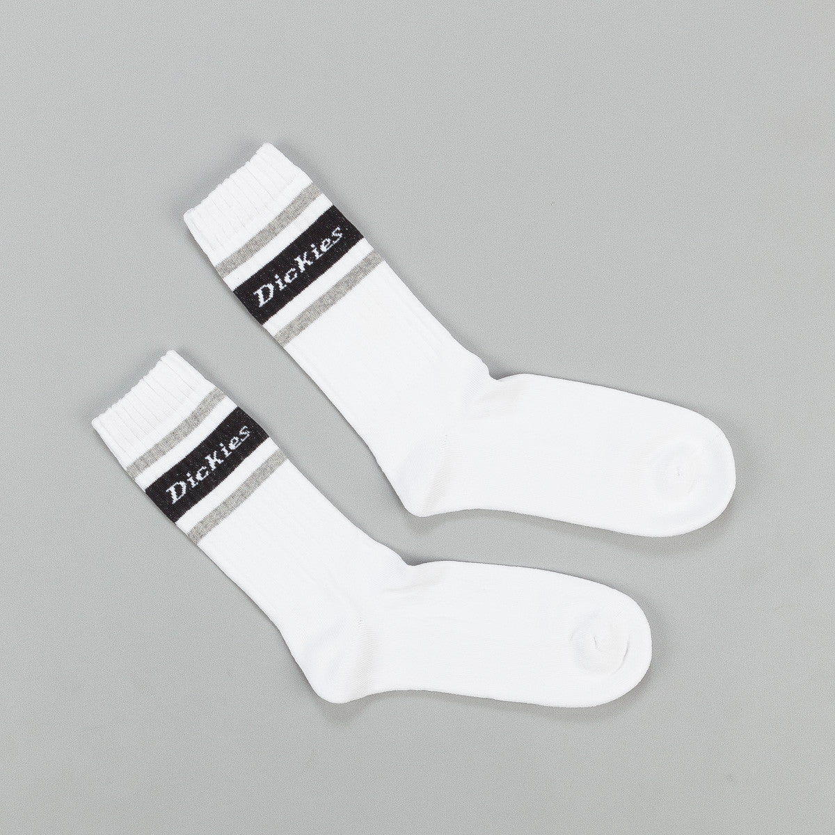 Dickies Madison Heights Socks 3 Pack Black