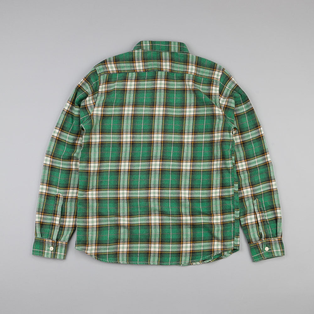 Dickies Marshall Shirt Emerald Green