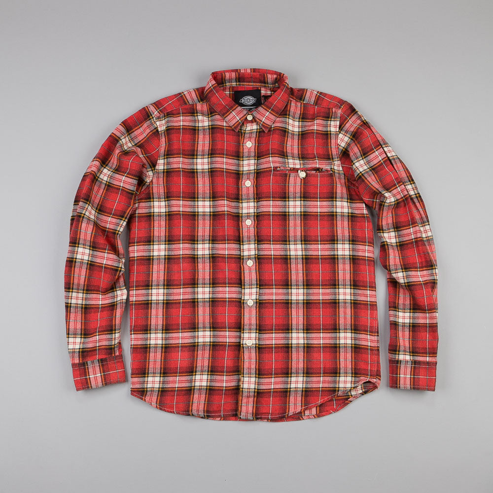 Dickies Marshall Shirt Orange