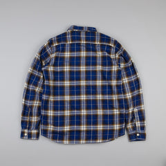 Dickies Marshall Shirt Royal Blue