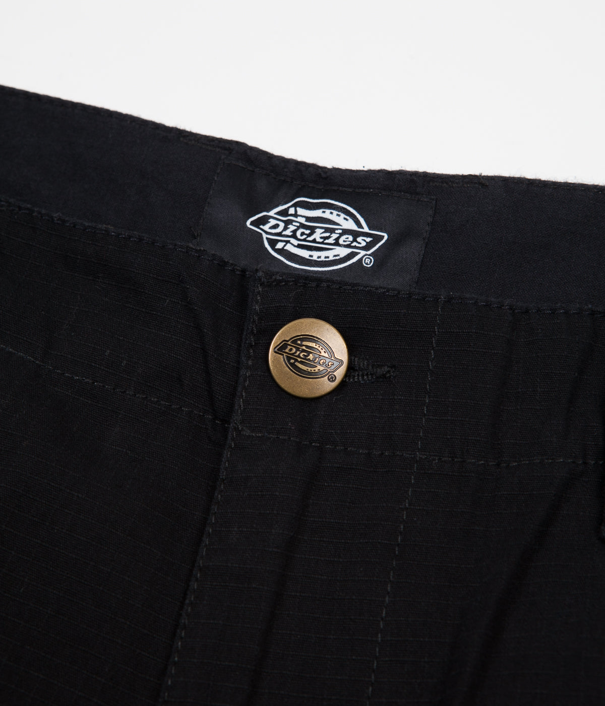 Dickies New York Cargo Trousers - Black
