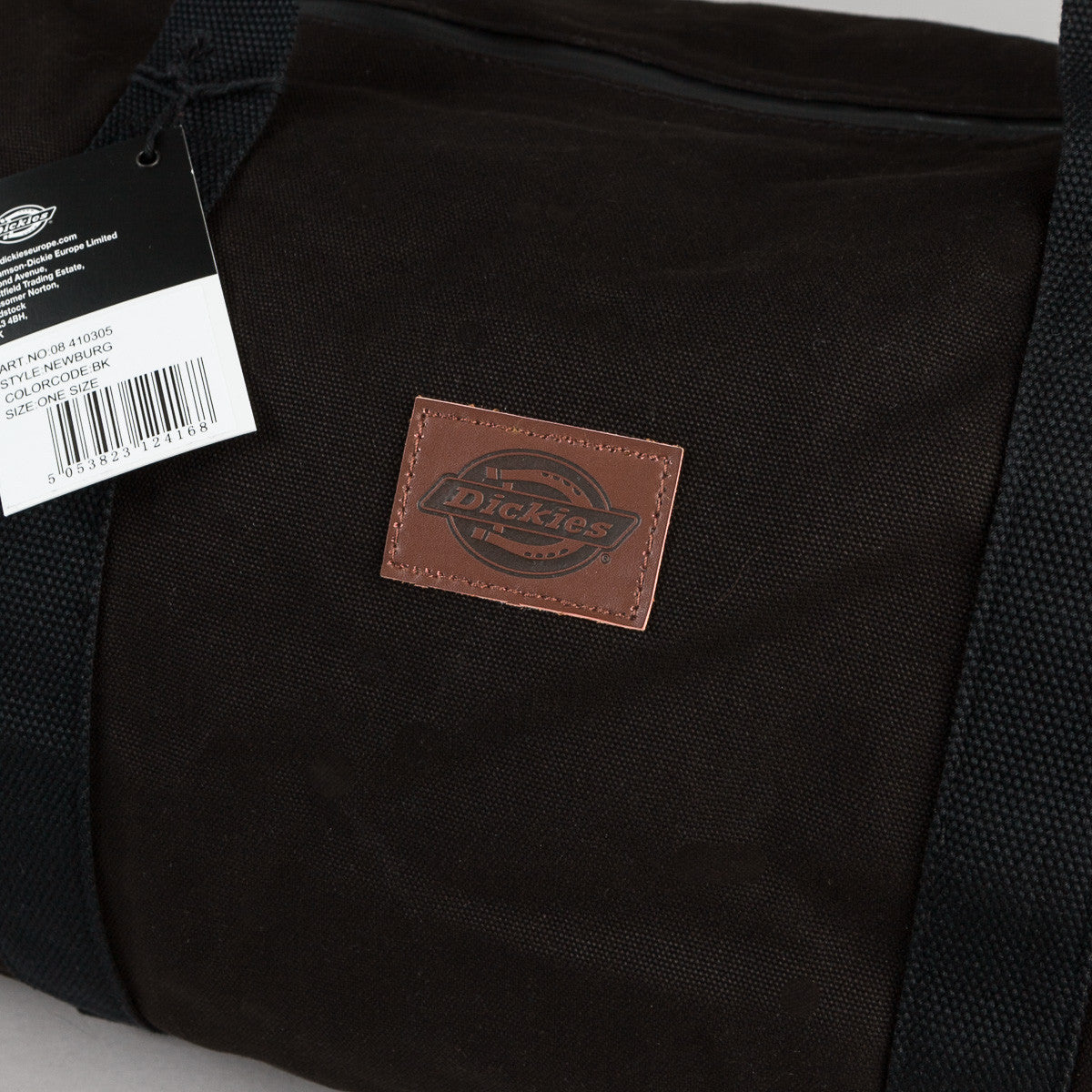 Dickies Newburg Duffel Bag - Black