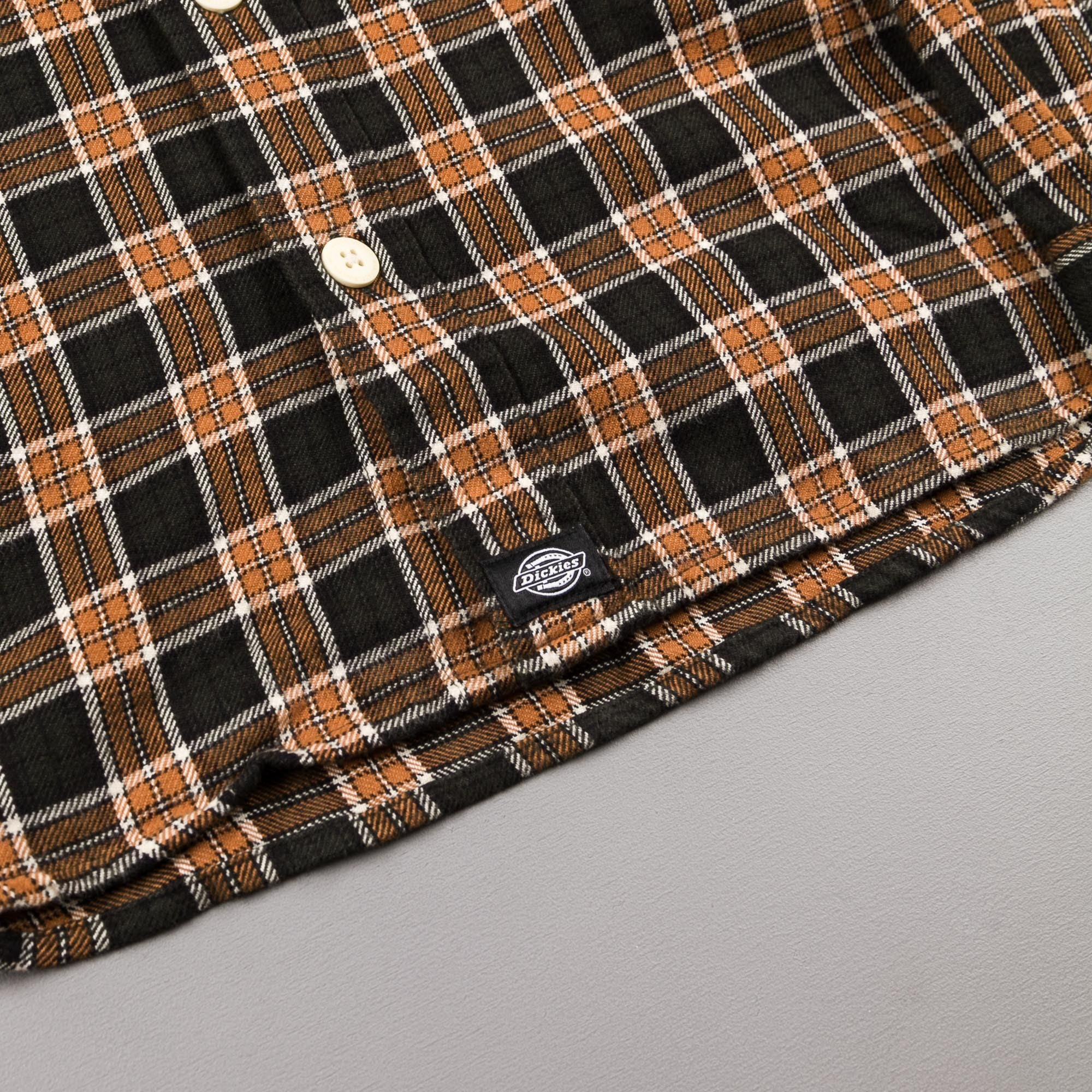 Dickies Oldenburg Shirt - Hunter Green