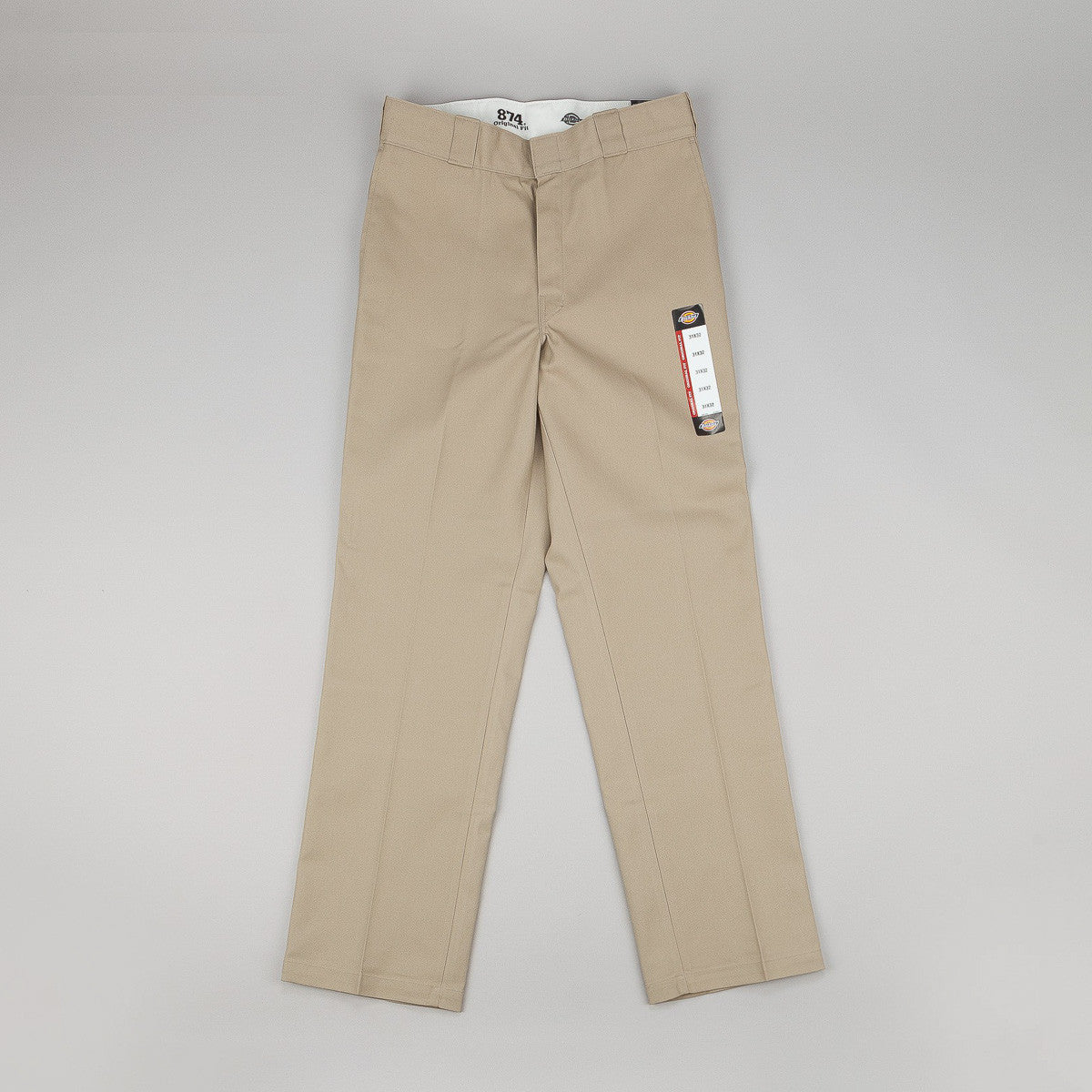 Dickies Original 874 Work Trousers Khaki
