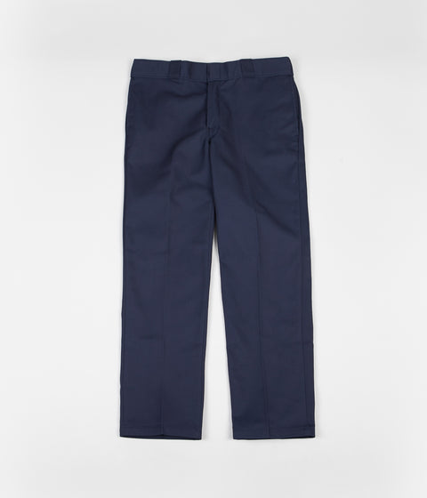 Dickies Original 874 Work Trousers - Navy Blue