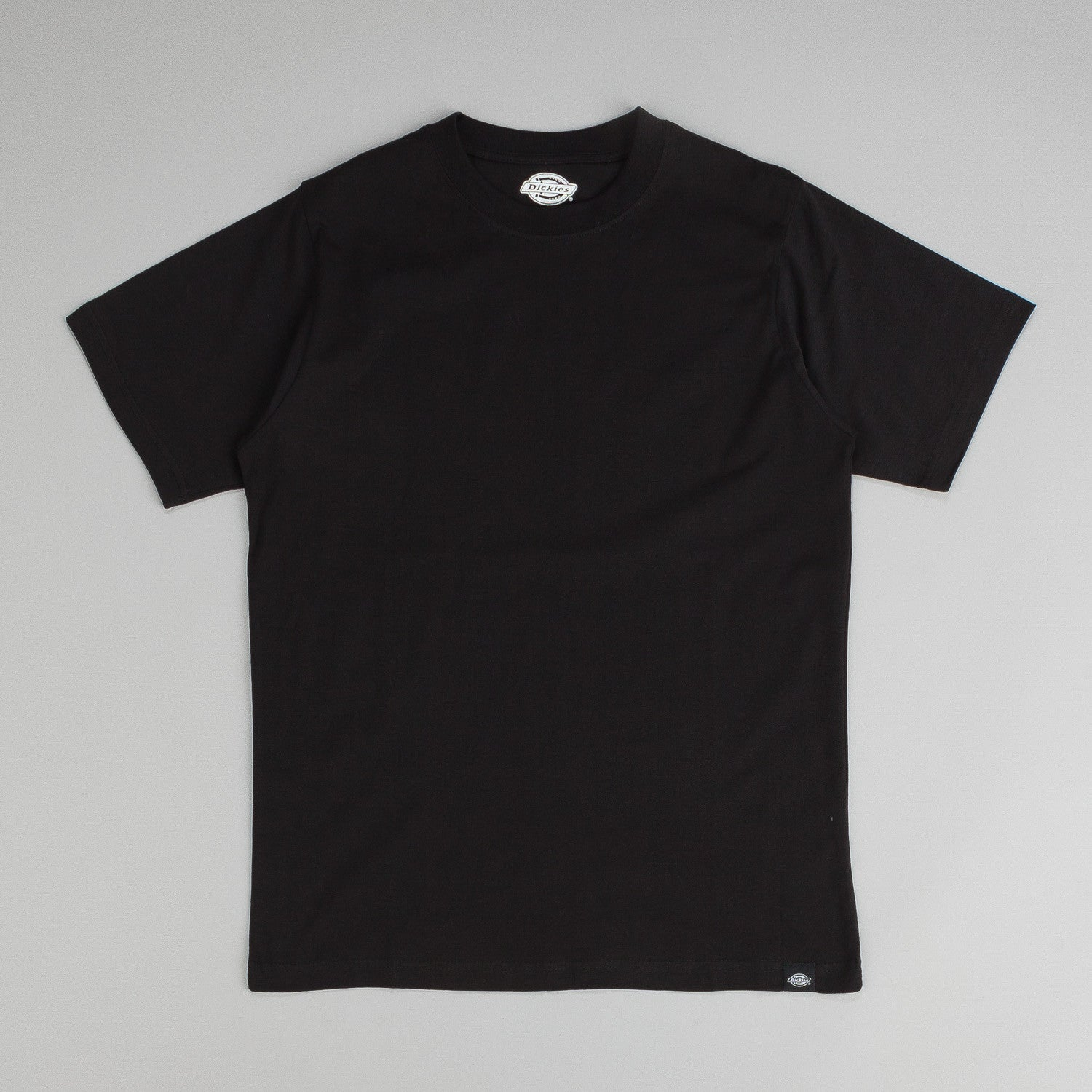 Dickies T Shirt Pack Of Three - Black