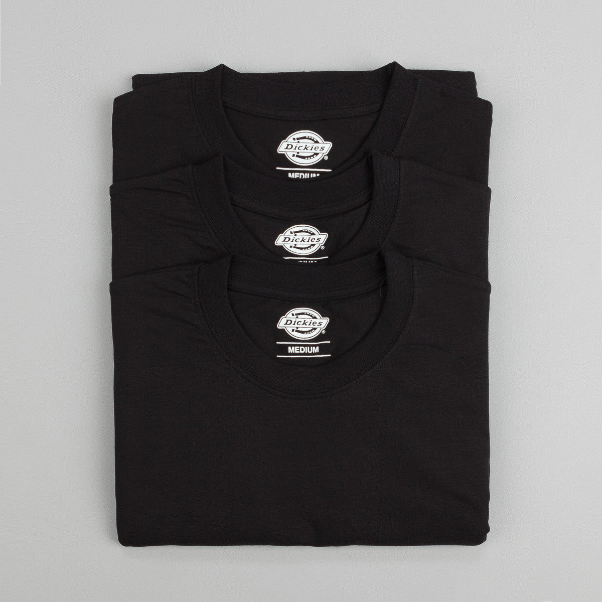 Dickies T Shirt Pack Of Three