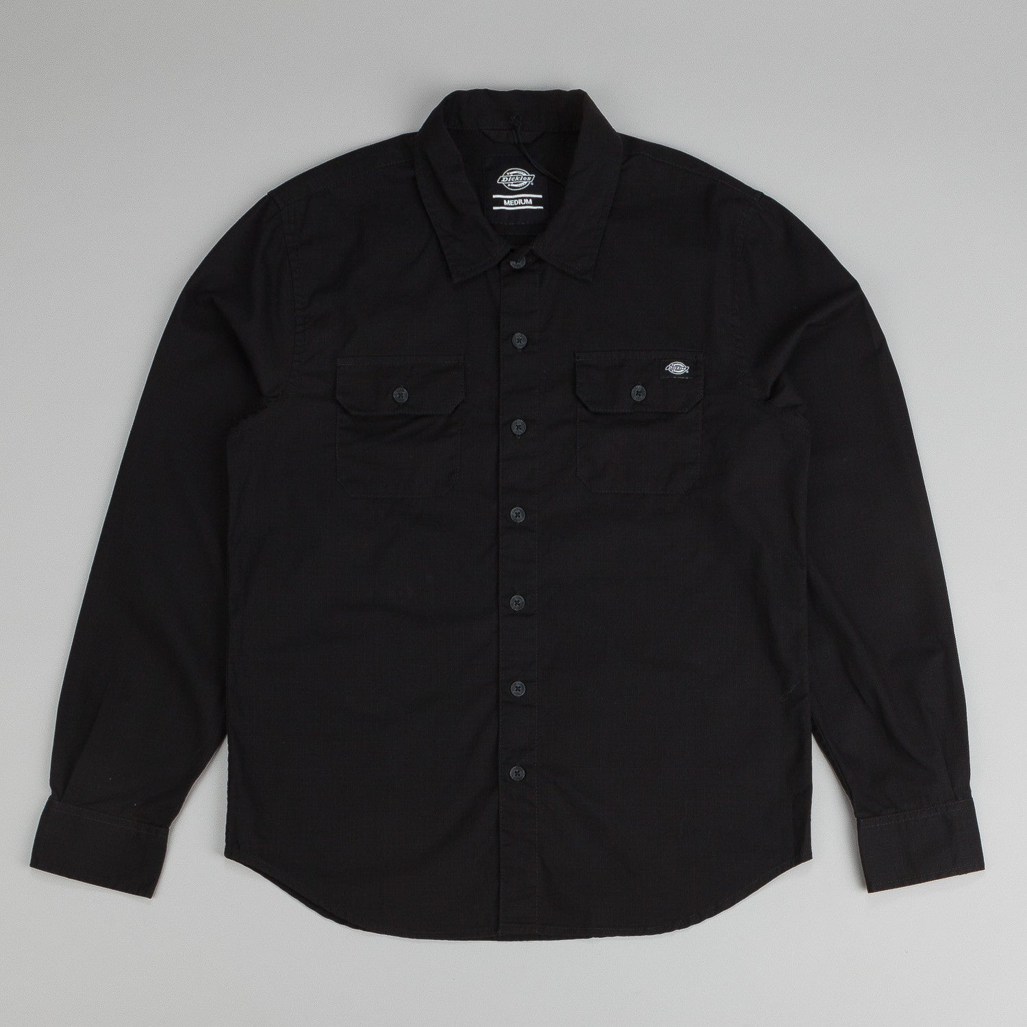 Dickies Tallahassee L/S Shirt - Black