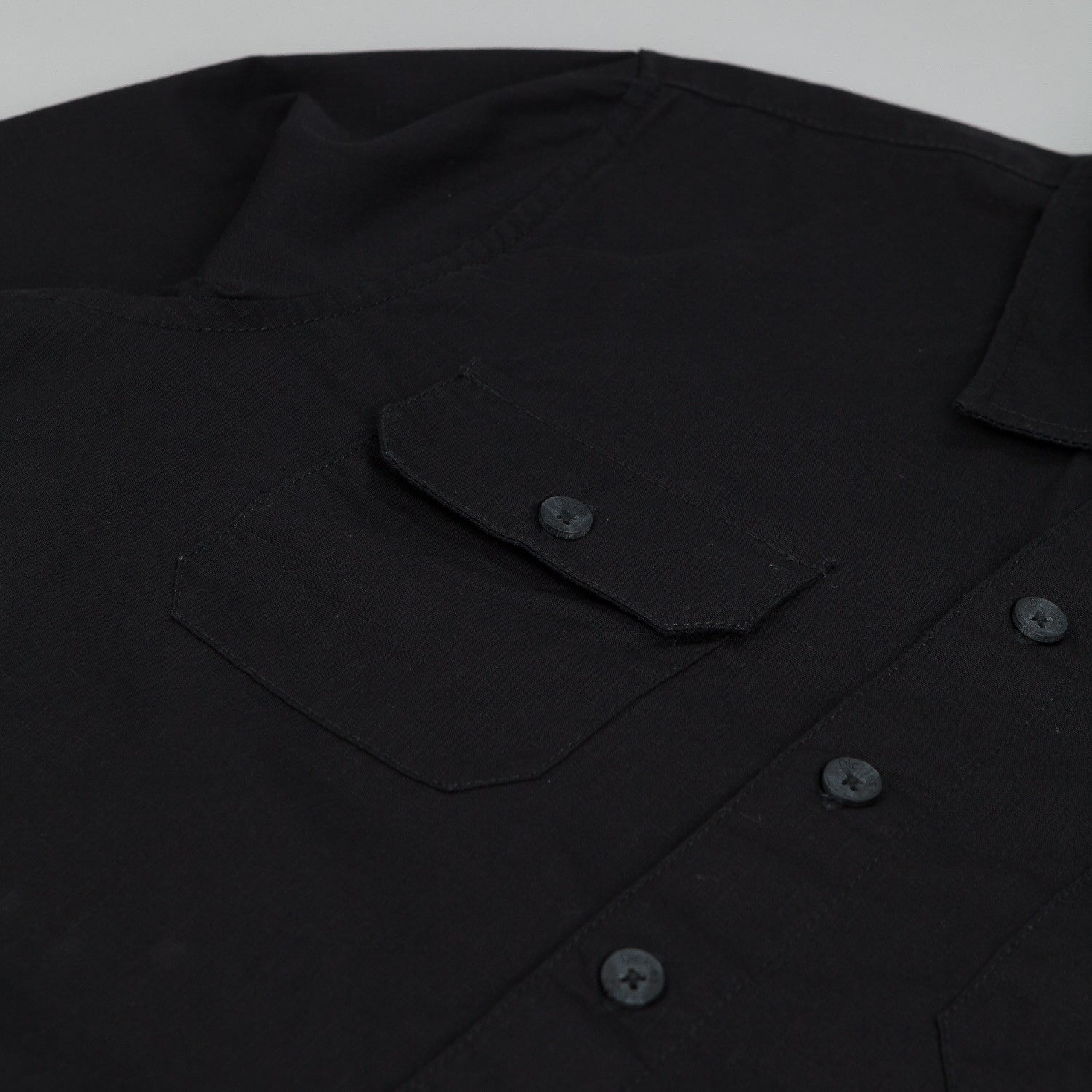 Dickies Tallahassee Long Sleeve Shirt - Black