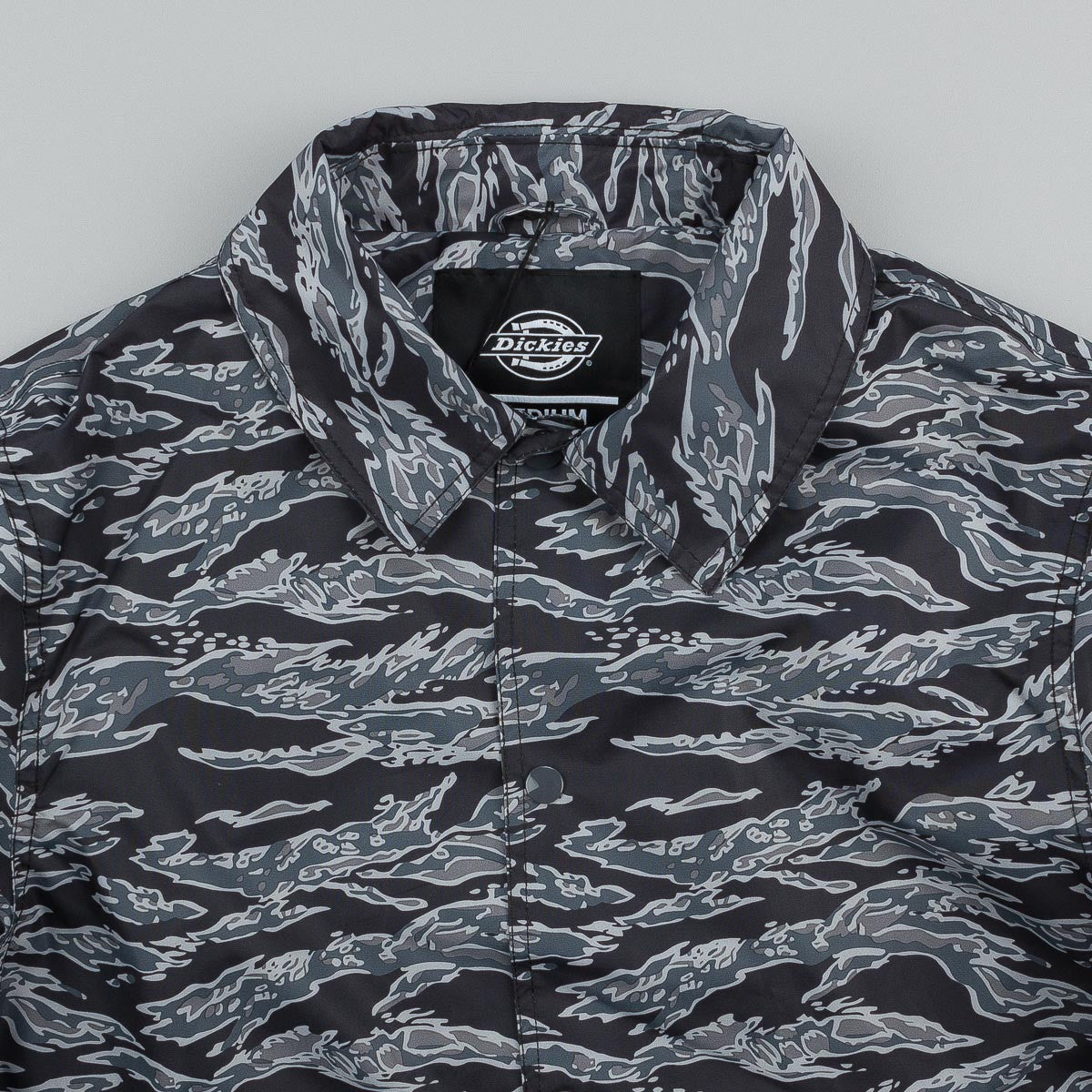 Dickies Torrance Jacket - Tiger Camo