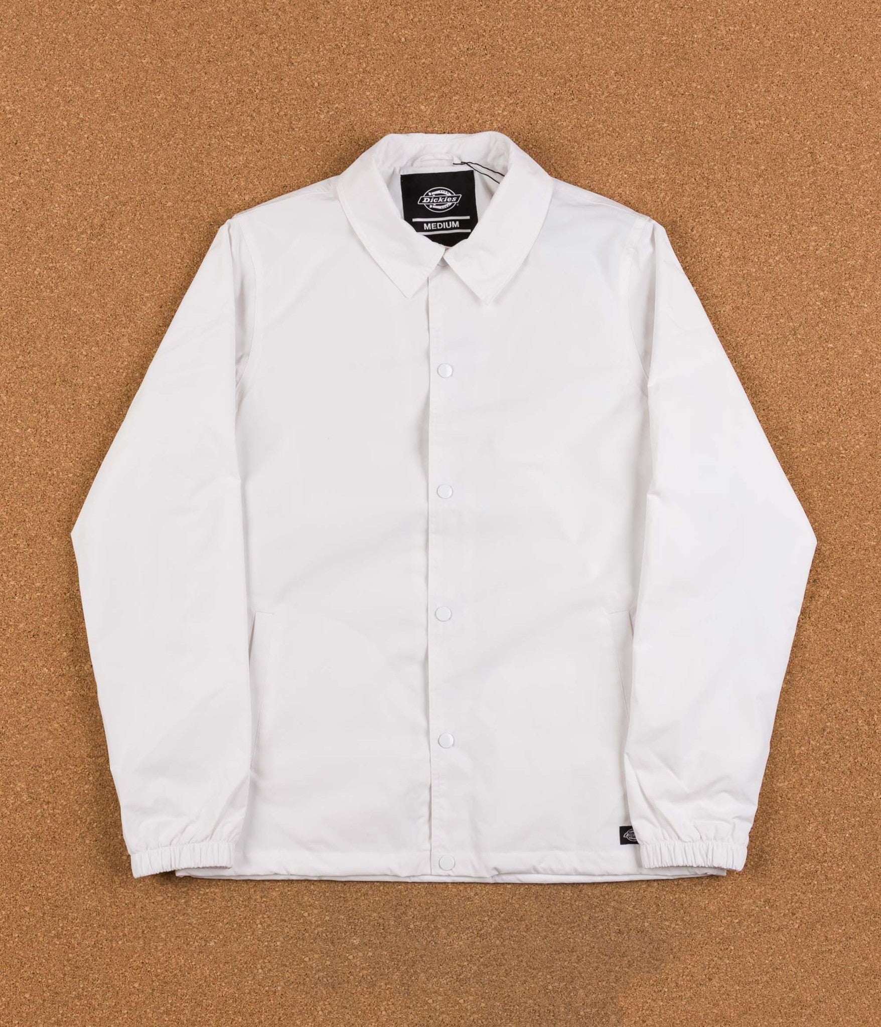 Dickies Torrance Jacket - White