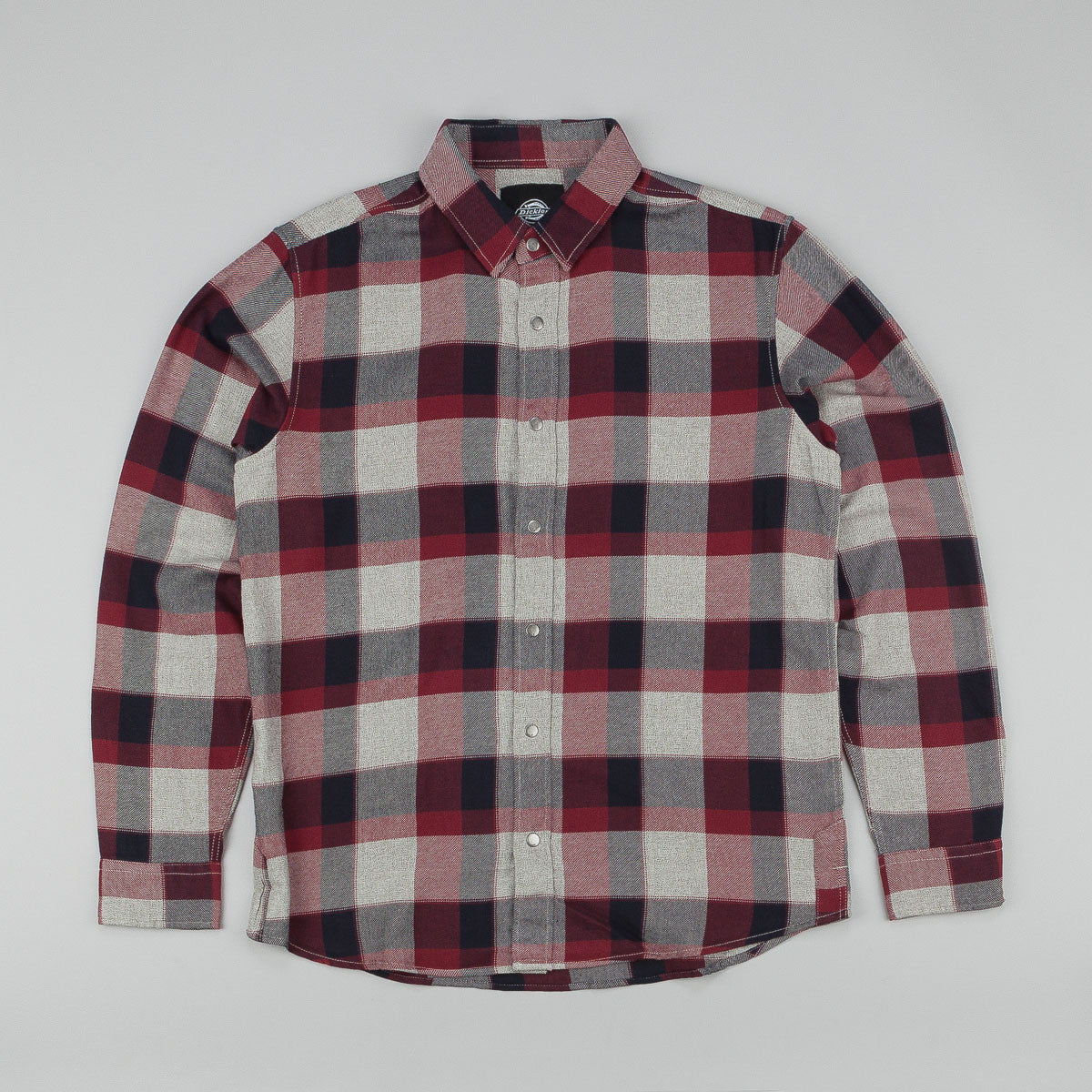 Dickies Tripoli Long Sleeve Shirt