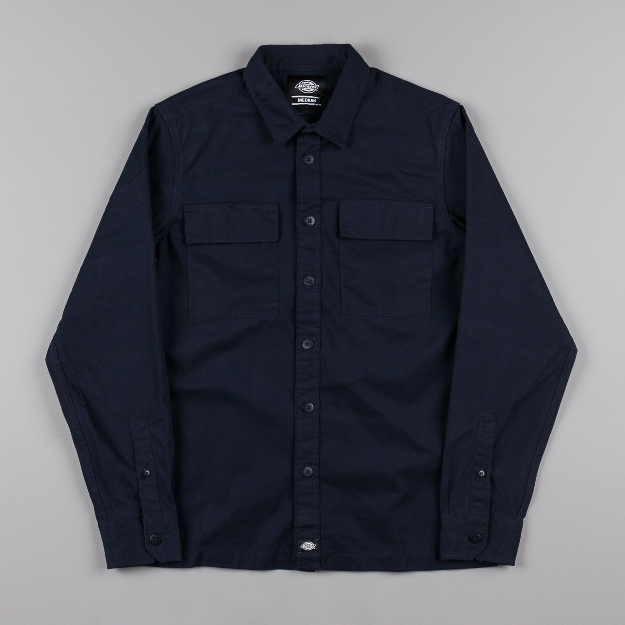 Dickies Tunnelton Shirt - Dark Navy