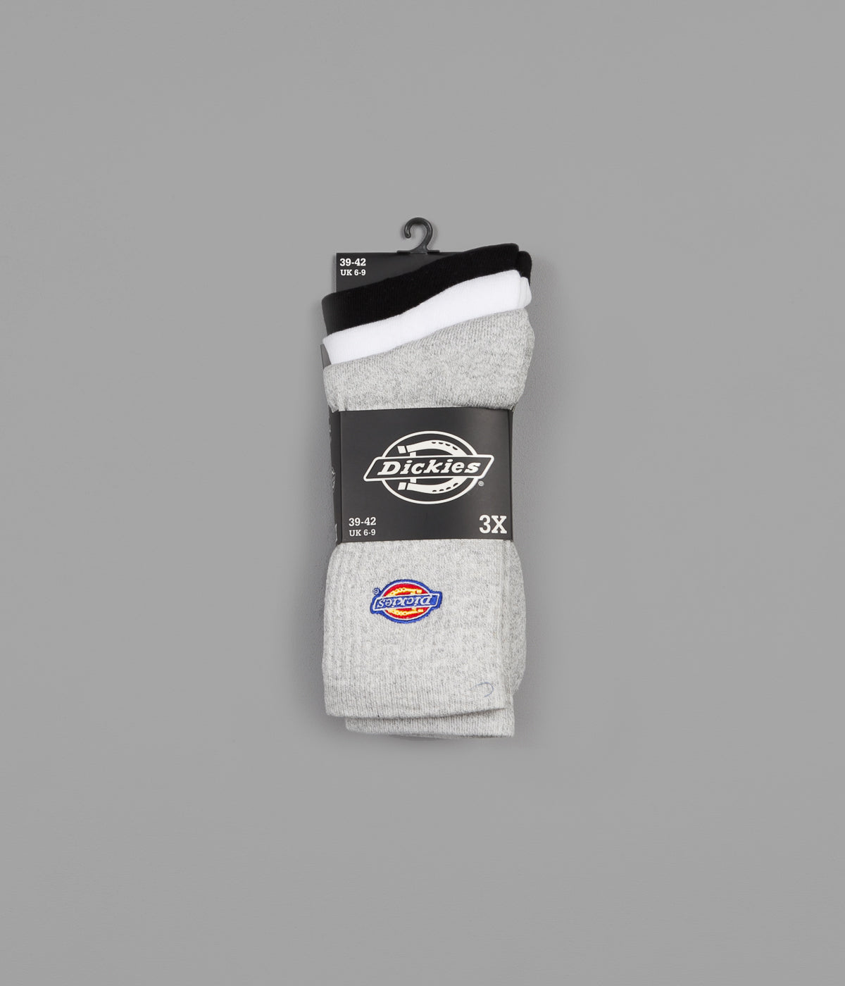 Dickies Valley Grove Socks - Assorted Colours