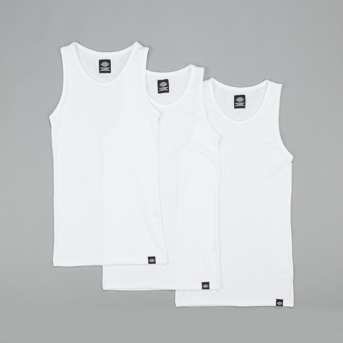 Dickies Vest Proof Pack - White