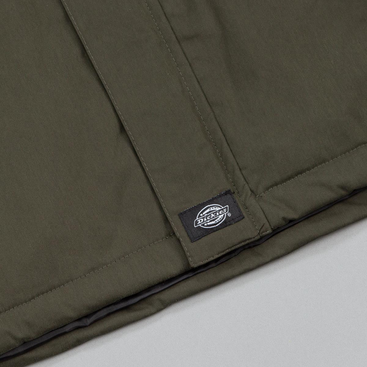 Dickies Wayland Jacket - Olive Green
