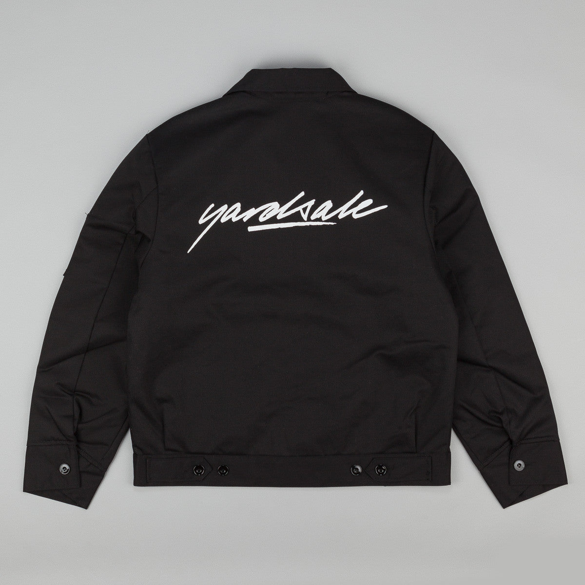 Dickies X Yardsale Lined Eisenhower Jacket - Black
