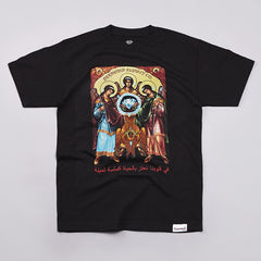 Diamond Archangel T Shirt Black