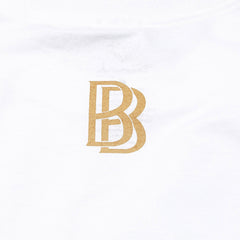 Diamond Ben Baller Unpolo T Shirt White