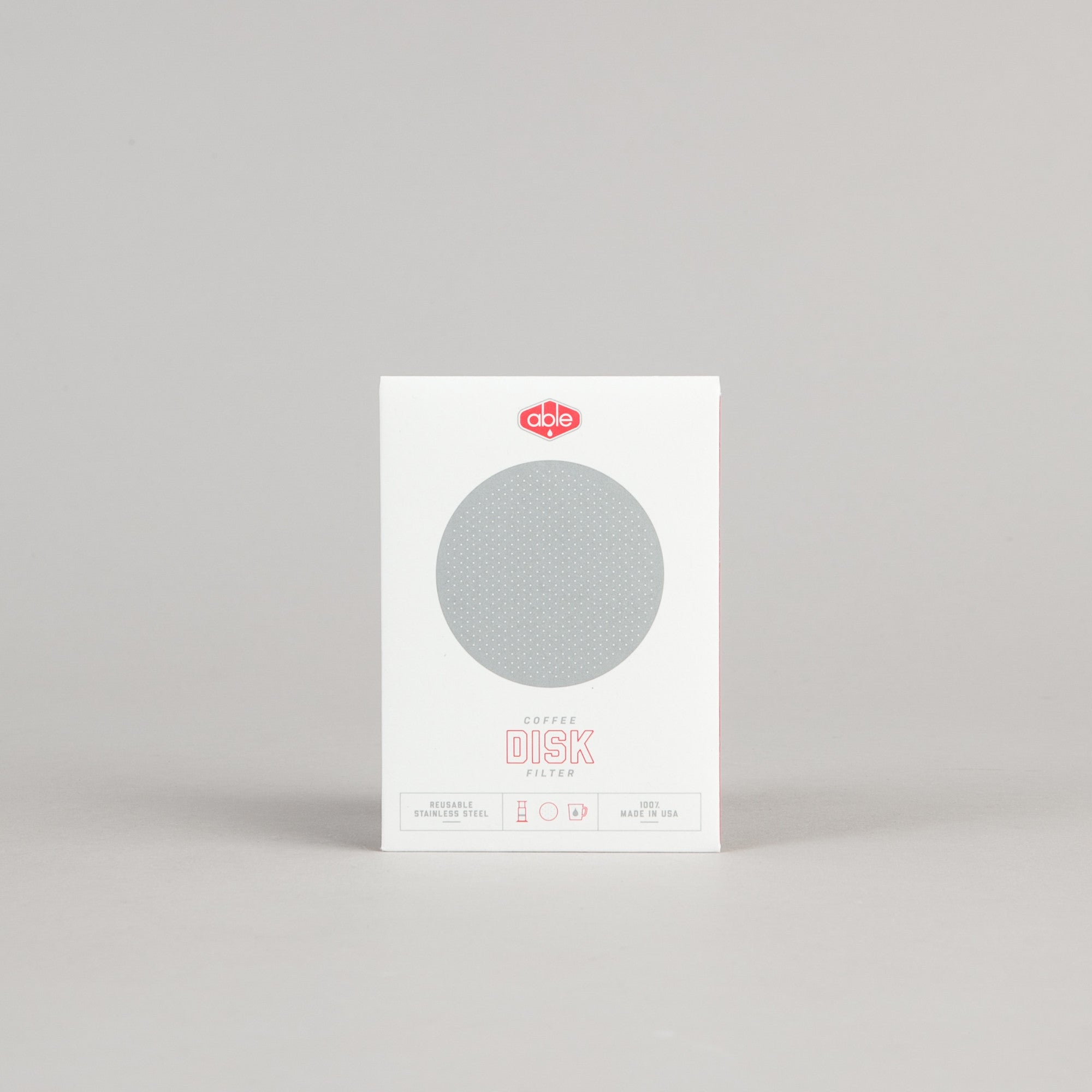 Able Brewing Aerobie AeroPress Disc - Standard