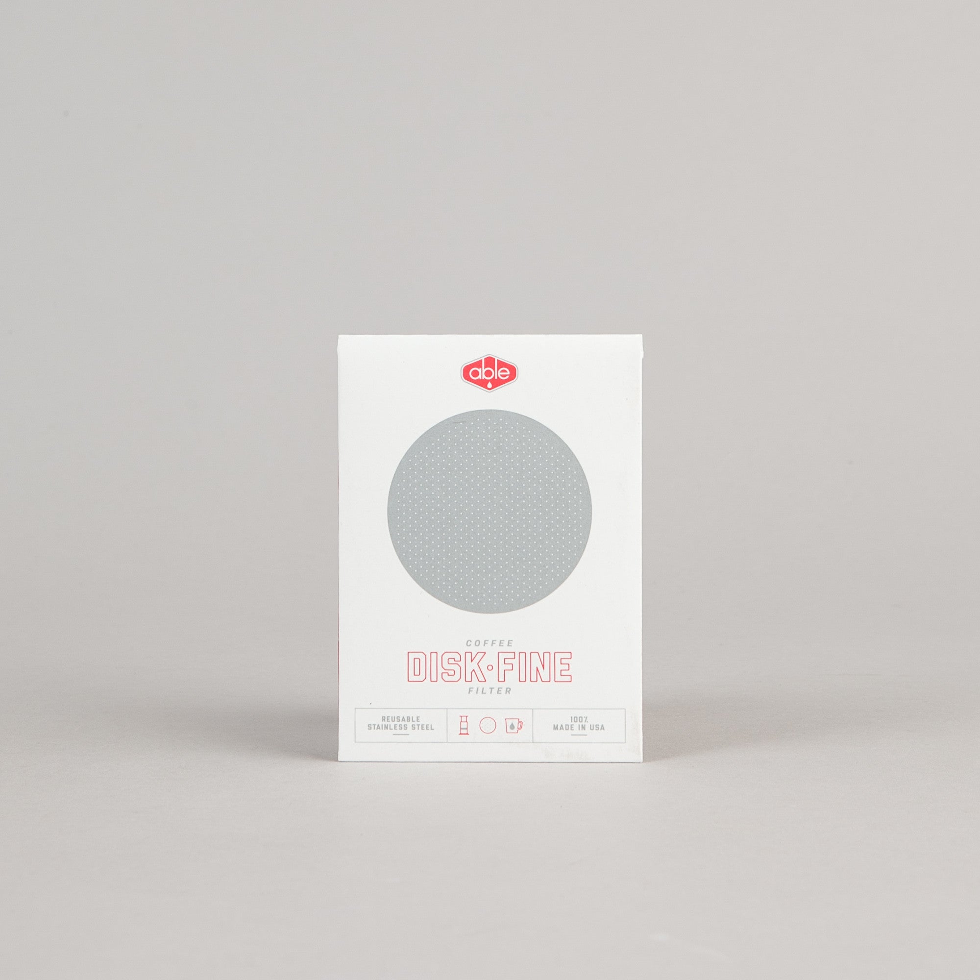 Able Brewing Aerobie AeroPress Disc - Fine