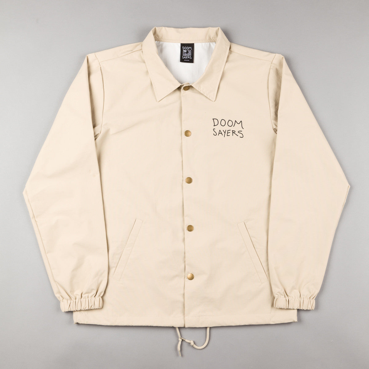 Doom Sayers Cartoon Snake Shake Coaches Jacket
