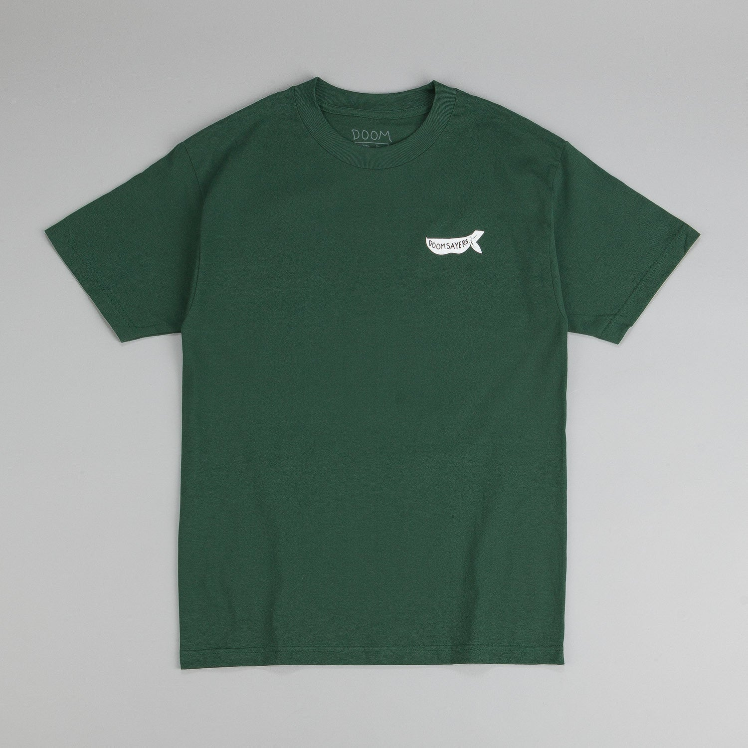 Doom Sayers Corp Guy T-Shirt Hunter Green