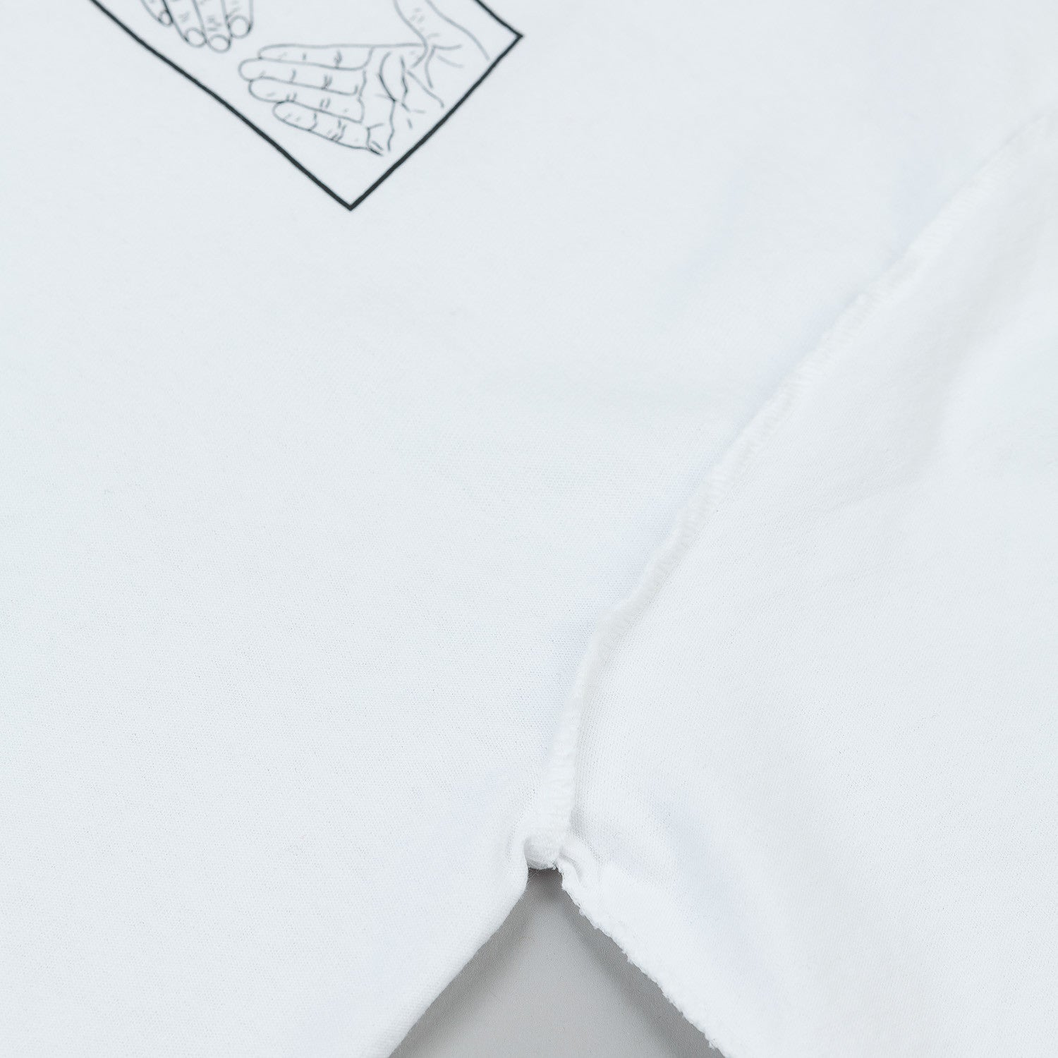 Doom Sayers Snake Shake L/S White