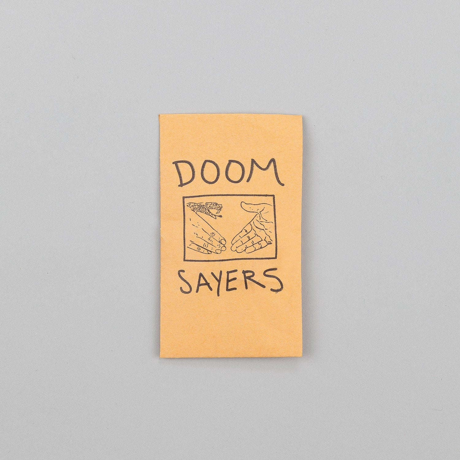 Doomsayers Snake Shake Lapel Pin Badge