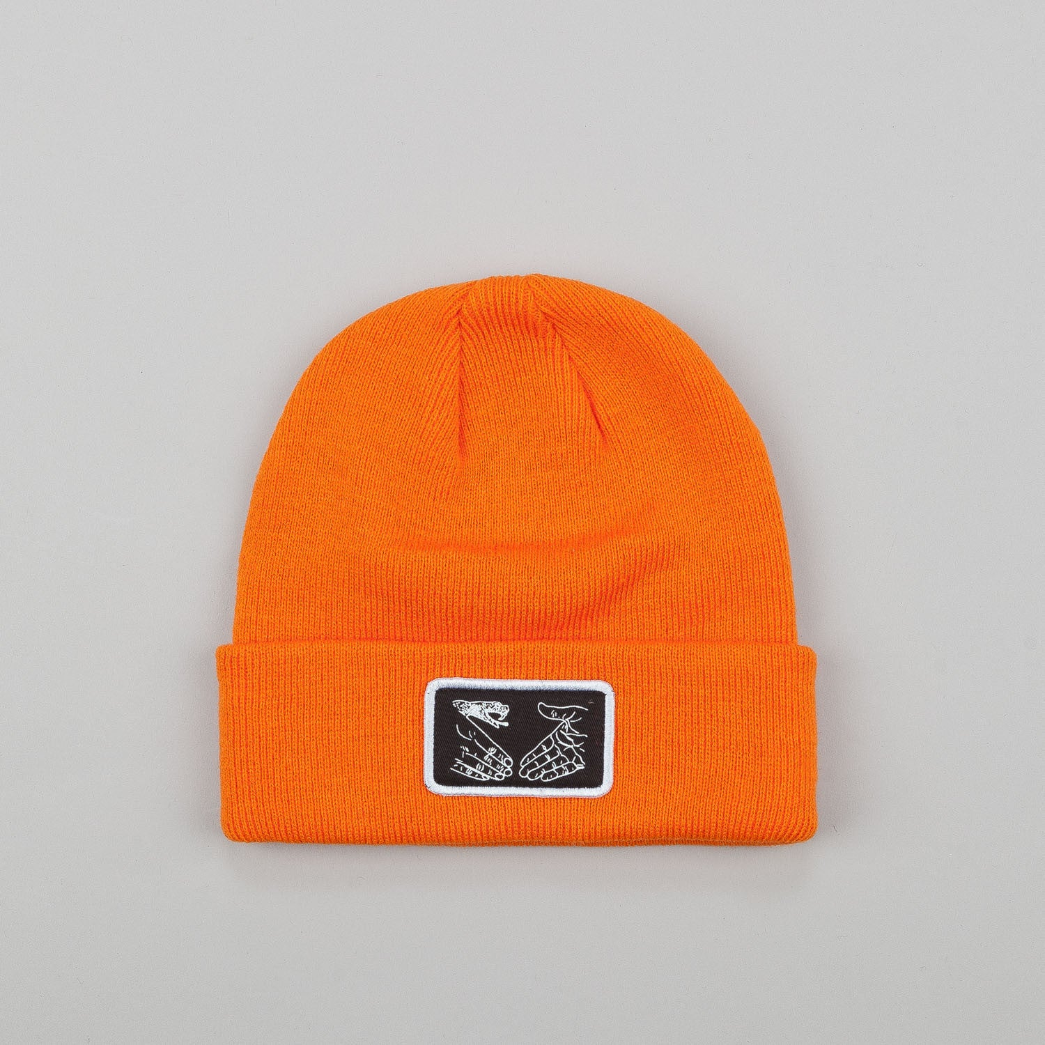 Doom Sayers Snake Shake Patch Beanie