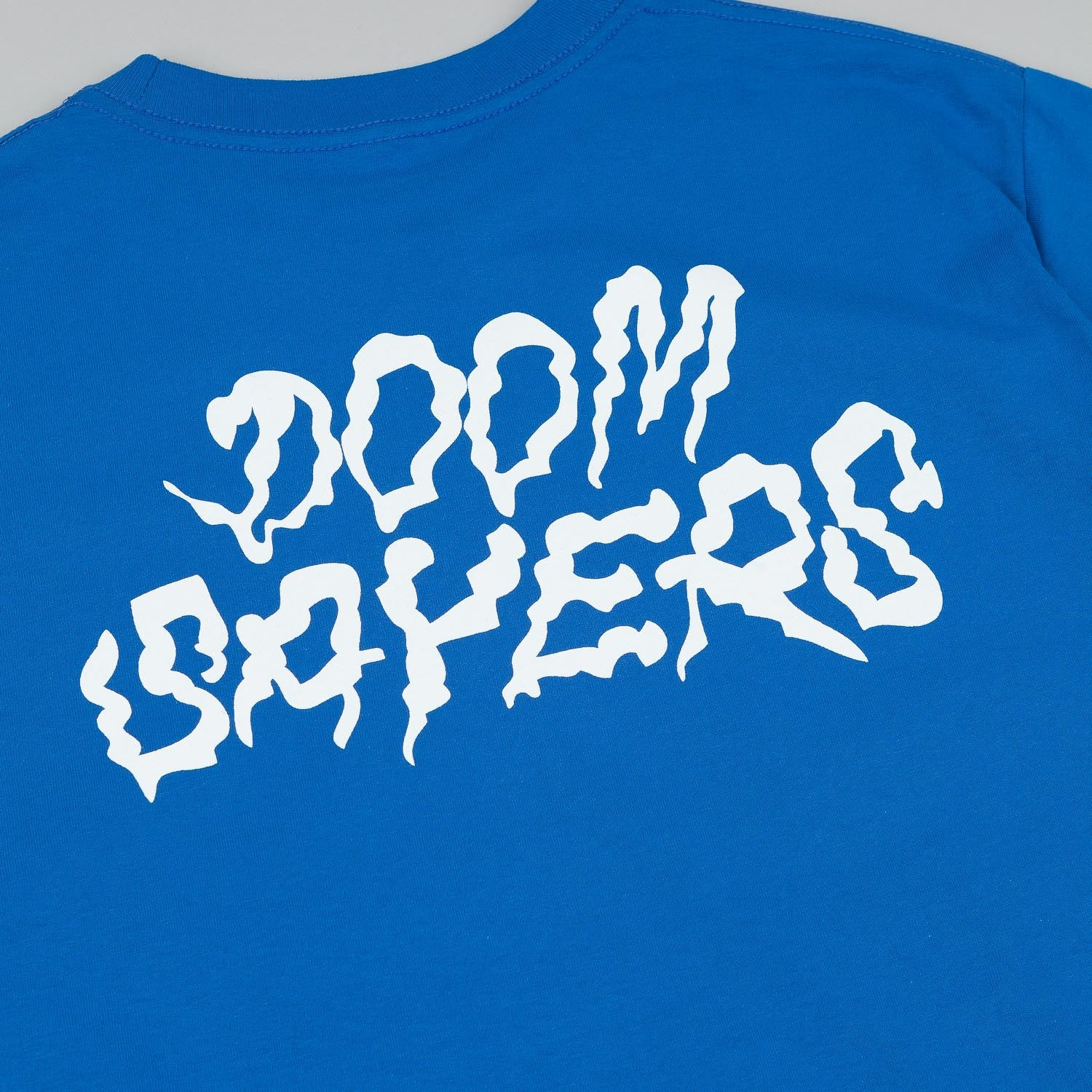Doom Sayers Up Yours T-Shirt Royal Blue
