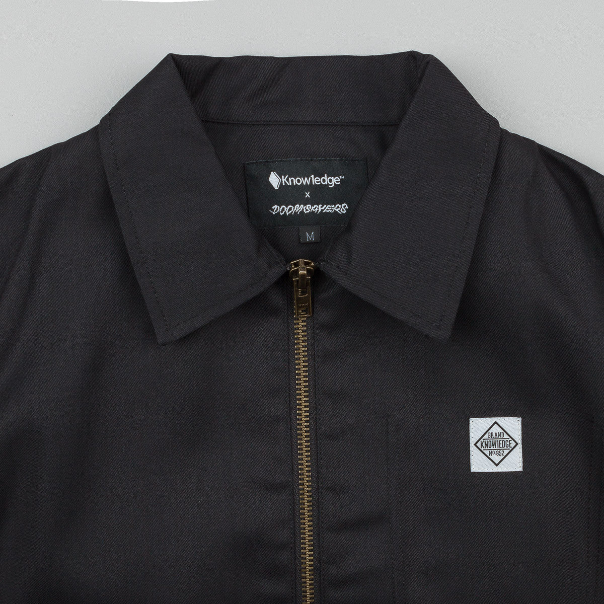 Doomsayers X Know1edge Garage Jacket - Black