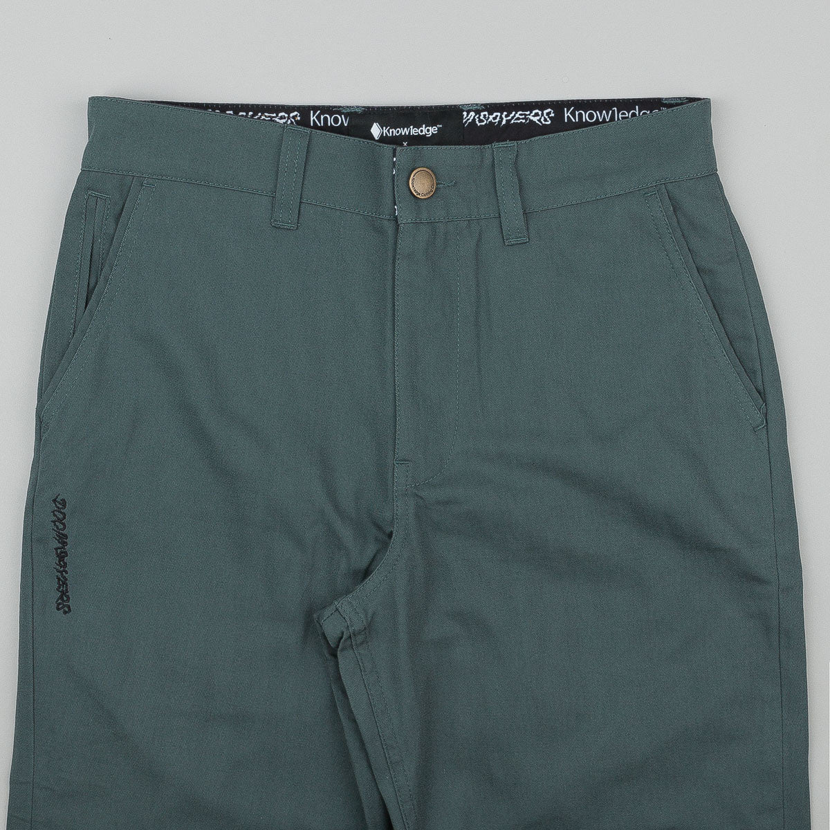Doom Sayers X Know1edge Stranger Trousers - Mint
